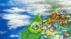 Screenshot for Pokmon Conquest - click to enlarge